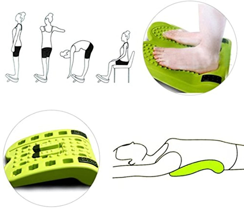 祈る一次浸漬IWANNA足のストレッチマルチ傾斜ボード3段階の調節可能な傾斜+など、足のストレッチマッサージ(海外直送品)