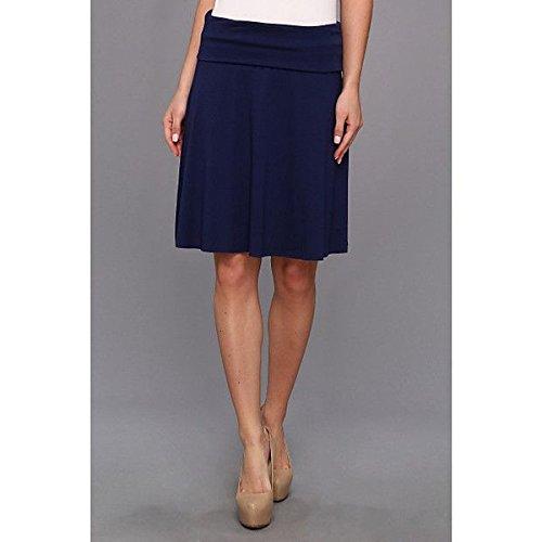 (スリードッツ) Three Dots レディース スカート カジュアルスカート Fold-Over Skirt 並行輸入品