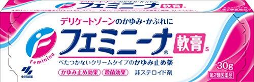 【第2類医薬品】フェミニーナ軟膏S 30g...