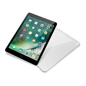 BUFFALO 2017年iPad 9.7インチ用 ハードケース クリア BSIPD1709CHCR