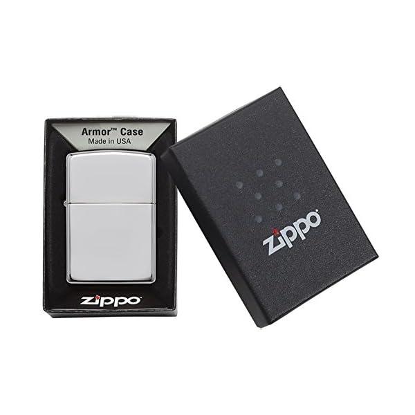 ZIPPO(ジッポー) オイルライター アーマ...の紹介画像6