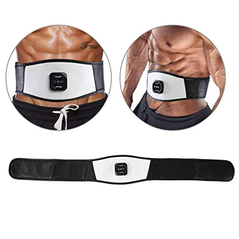 目的前提条件熟読するウエストトリマー筋ベルト電気フィットネス痩身マッサージボディ振動成形機フィットネストレーニング女性男性
