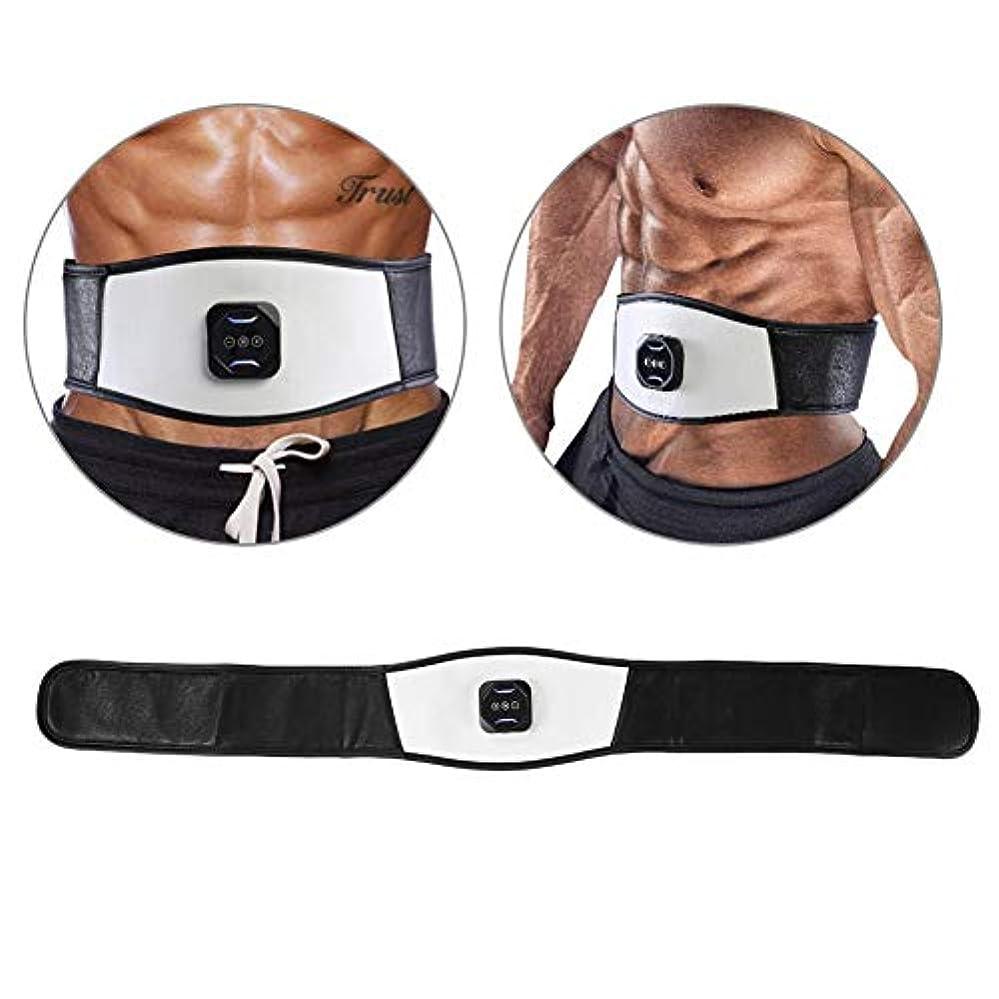 ウエストトリマー筋ベルト電気フィットネス痩身マッサージボディ振動成形機フィットネストレーニング女性男性
