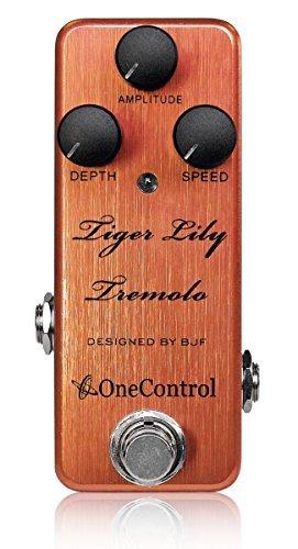 One Control ワンコントロール エフェクター トレモロ Tiger Lily Tremolo