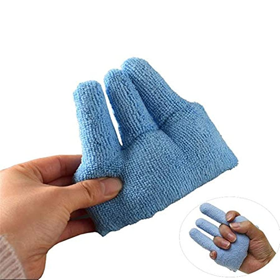 促進する収穫ロンドン指拘縮の訓練装置は、ベッドの痛みのための指のきらめきくる病手の高齢者介護を防ぎます (Size : 1pairs)