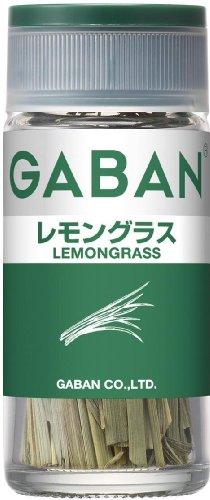 ギャバン レモングラス 瓶 2g 1袋
