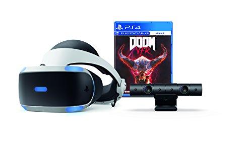 PS4 VR DOOM Bundle