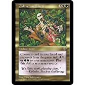 Cadaverous Bloom (Magic the Gathering : Mirage Rare)