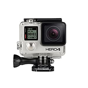 GoPro HERO 4 Black Edition ゴープロ ヒーロー 4 ブラックエディション USA正規品 [並行輸入品]