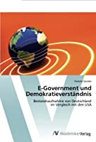 E-Government Und Demokratieverstandnis