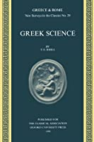 Greek Science (New Surveys in the Classics)【洋書】 [並行輸入品]
