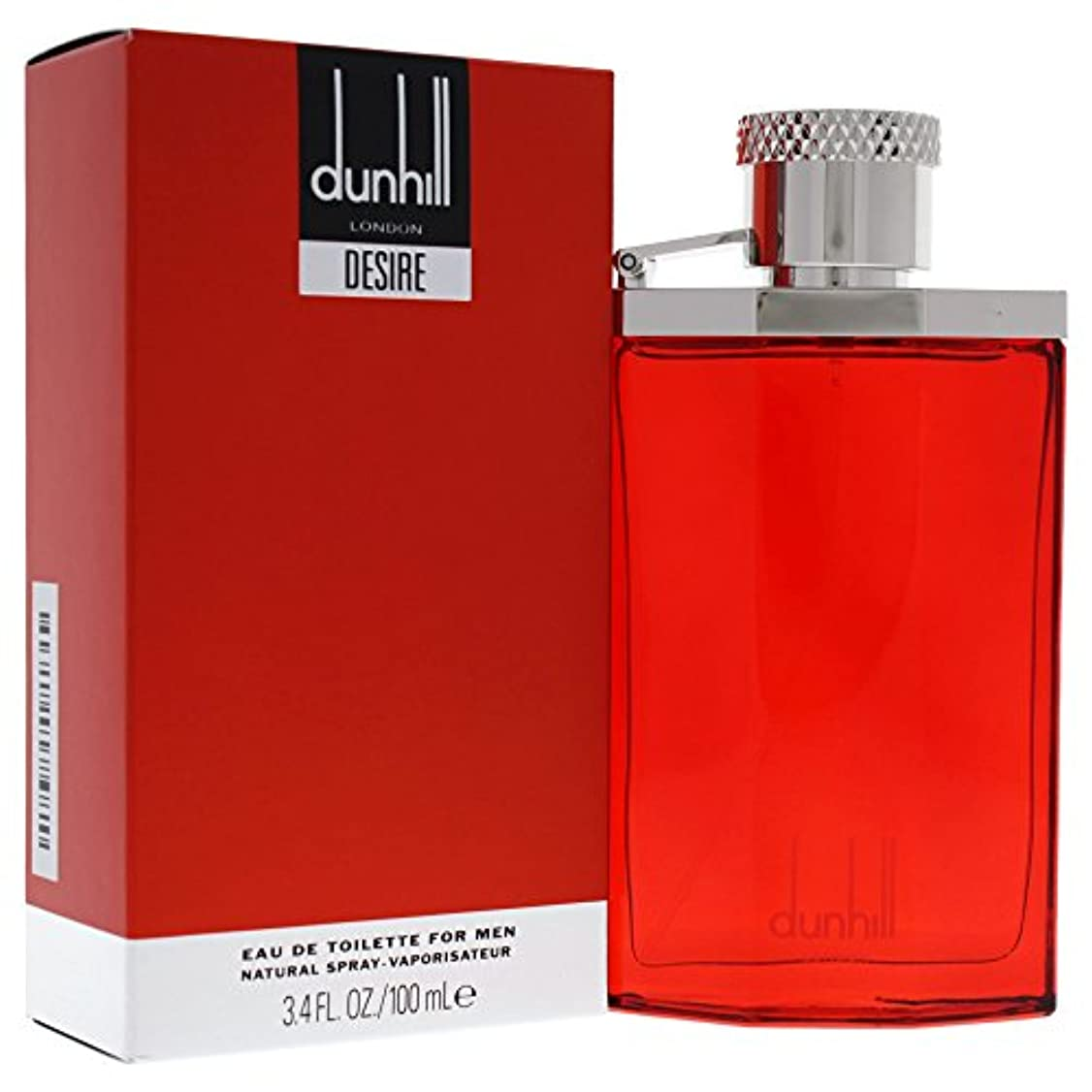法廷課税先にDunhill(ダンヒル) デザイア フォーメン EDT 100mL(並行輸入品)