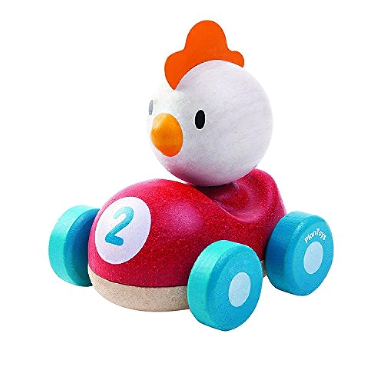 Plan Toys Chicken Racer [並行輸入品]