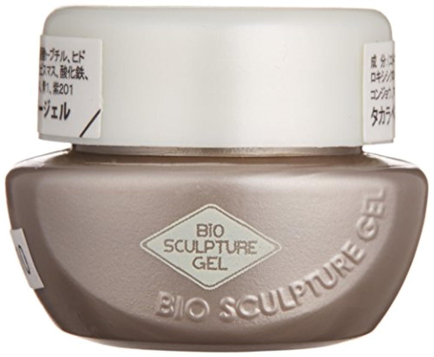 組み込む欠かせない任意Bio Sculpture カラージェル #83 4.5g Caribbean Tan BI-GC 83K