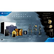 【PS4】DEATH STRANDING コレクターズエディション【早期購入特典】アバター(ねんどろいどルーデンス)/PlayStation4ダイナミックテーマ/ゲーム内アイテム(封入)【Amazon.co.jp限定】アイテム未定