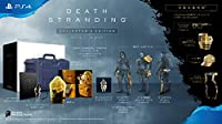 【PS4】DEATH STRANDING コレクターズエディション【早期購入特典】アバター(ルーデンスSDF)/PlayStation4ダイナミックテーマ/ゲーム内アイテム(封入)