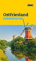 ADAC Reisefuehrer plus Ostfriesland und Ostfriesische Inseln: mit Maxi-Faltkarte zum Herausnehmen