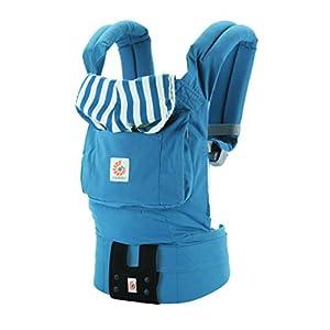 エルゴベビー(Ergobaby) 抱っこひも おんぶ 装着簡単 オリジナル/ビーチハウス【日本正規品保証付】 CREGBCBHDADS14NL