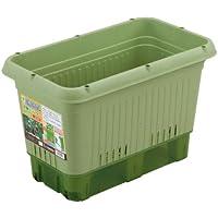 グリーンパル 給水式菜園プランター650型 コロ付