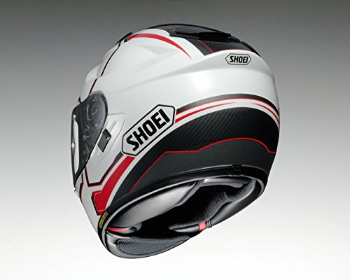 ショウエイ(SHOEI) バイクヘルメット フルフェイス GT-AIR PENDULUM(ペンデュラム) TC-6 (WHITE/RED) XL (61cm) -