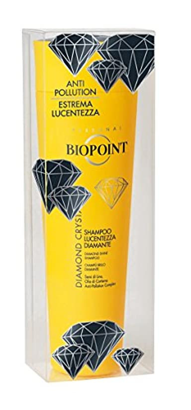 吹雪ダンスおとこBiopointダイヤモンドクリスタルシャンプー - 200 ml