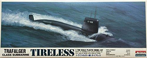 1/700 潜水艦シリーズ タイアレス