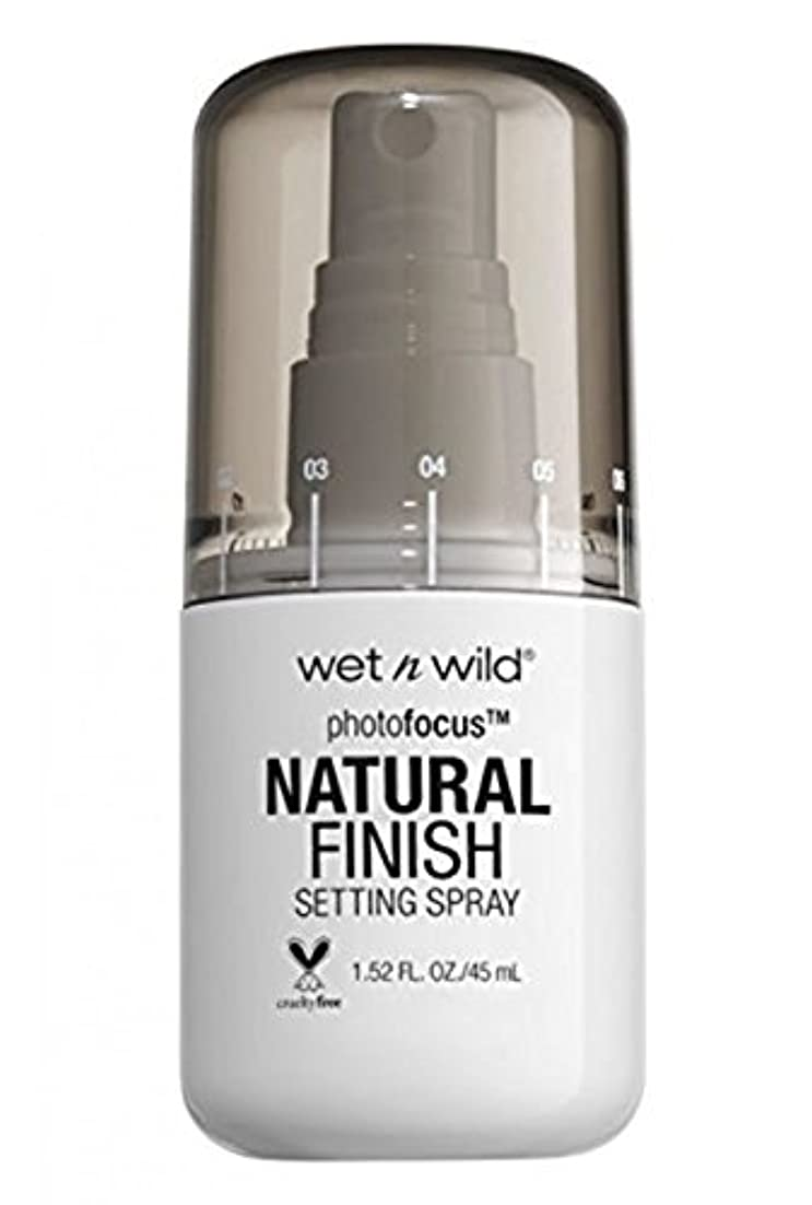 ミトン鹿特許WET N WILD Photo Focus Setting Spray (並行輸入品)
