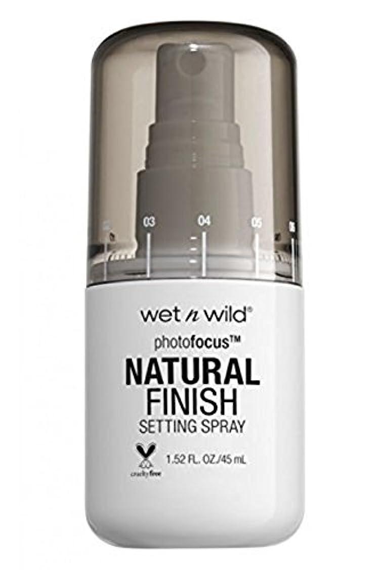 おなかがすいたゴールデンイライラするWET N WILD Photo Focus Setting Spray (並行輸入品)