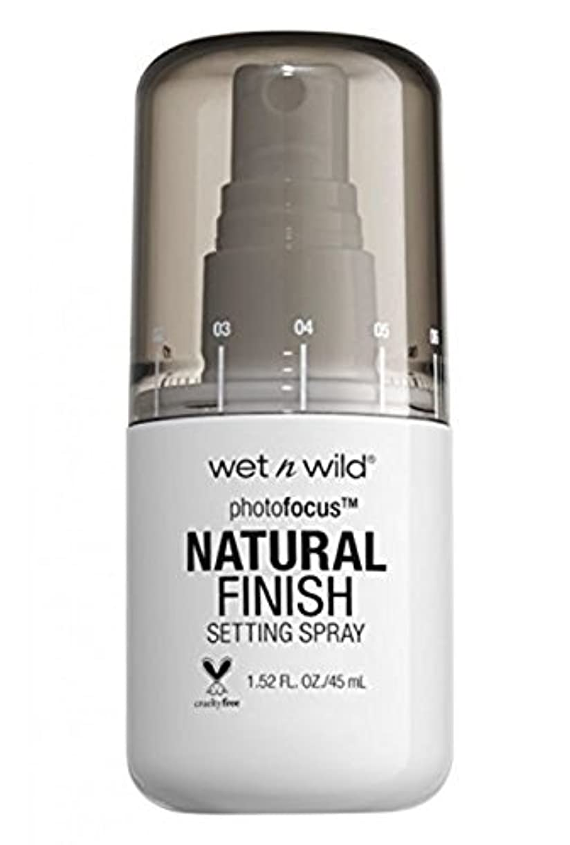 潜む小康土地WET N WILD Photo Focus Setting Spray (並行輸入品)