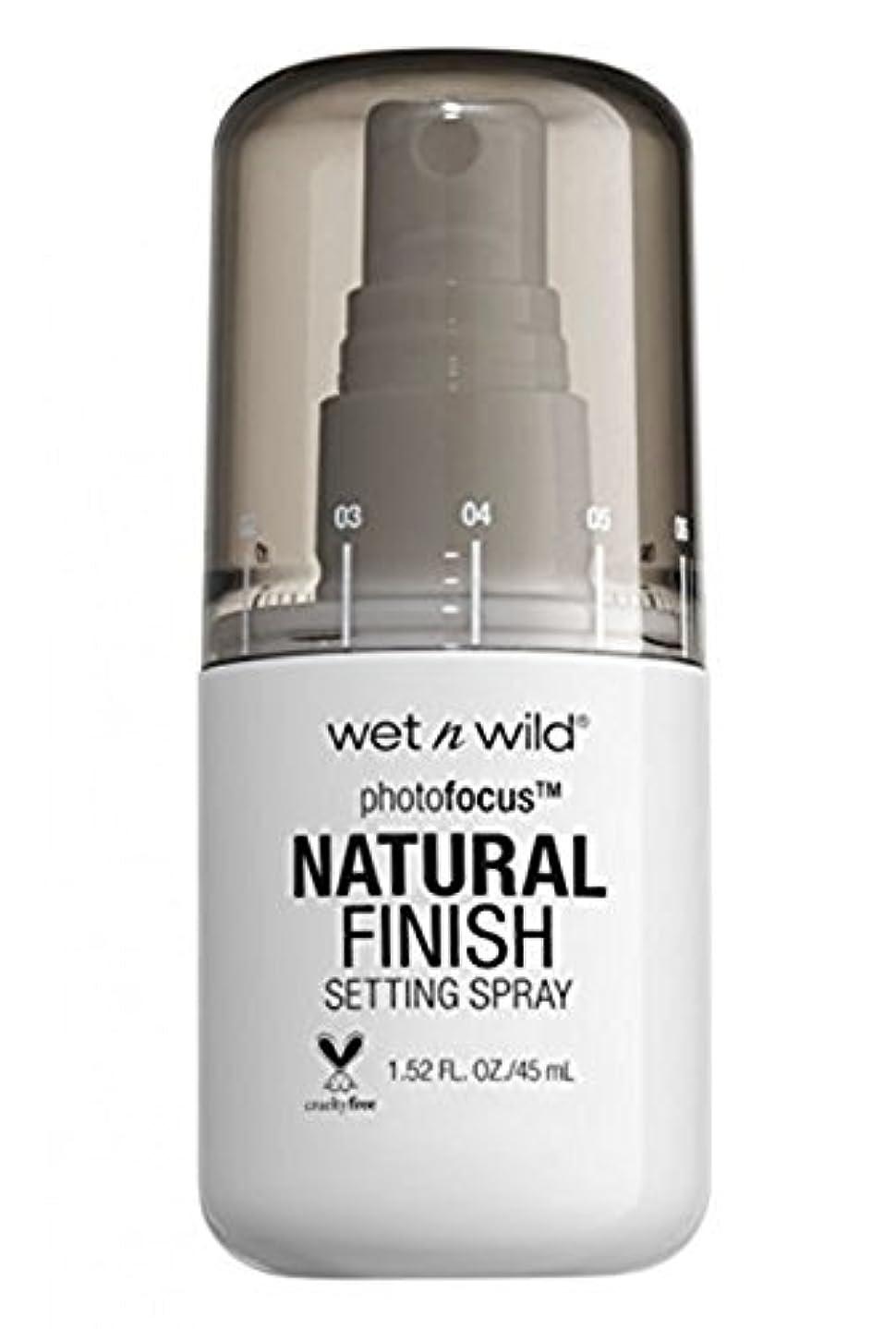 配管工何でも買い物に行くWET N WILD Photo Focus Setting Spray (並行輸入品)