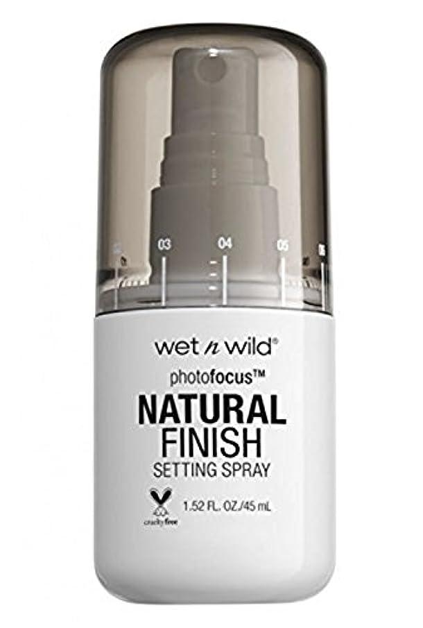 やる偏心征服者WET N WILD Photo Focus Setting Spray (並行輸入品)