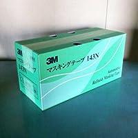 3M 143N マスキングテープ 24mm×18m (50ケ入)