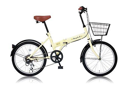 Raychell(レイチェル) 20インチ 折りたたみ 自転車...