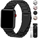 Apple Watch Band 38mm 40mm 42mm 44mm, Fullmosa Stainless Steel Watch Band Strap for iWatch Apple Watch Series 5 Series 4 Series 3 Series 2 Series 1