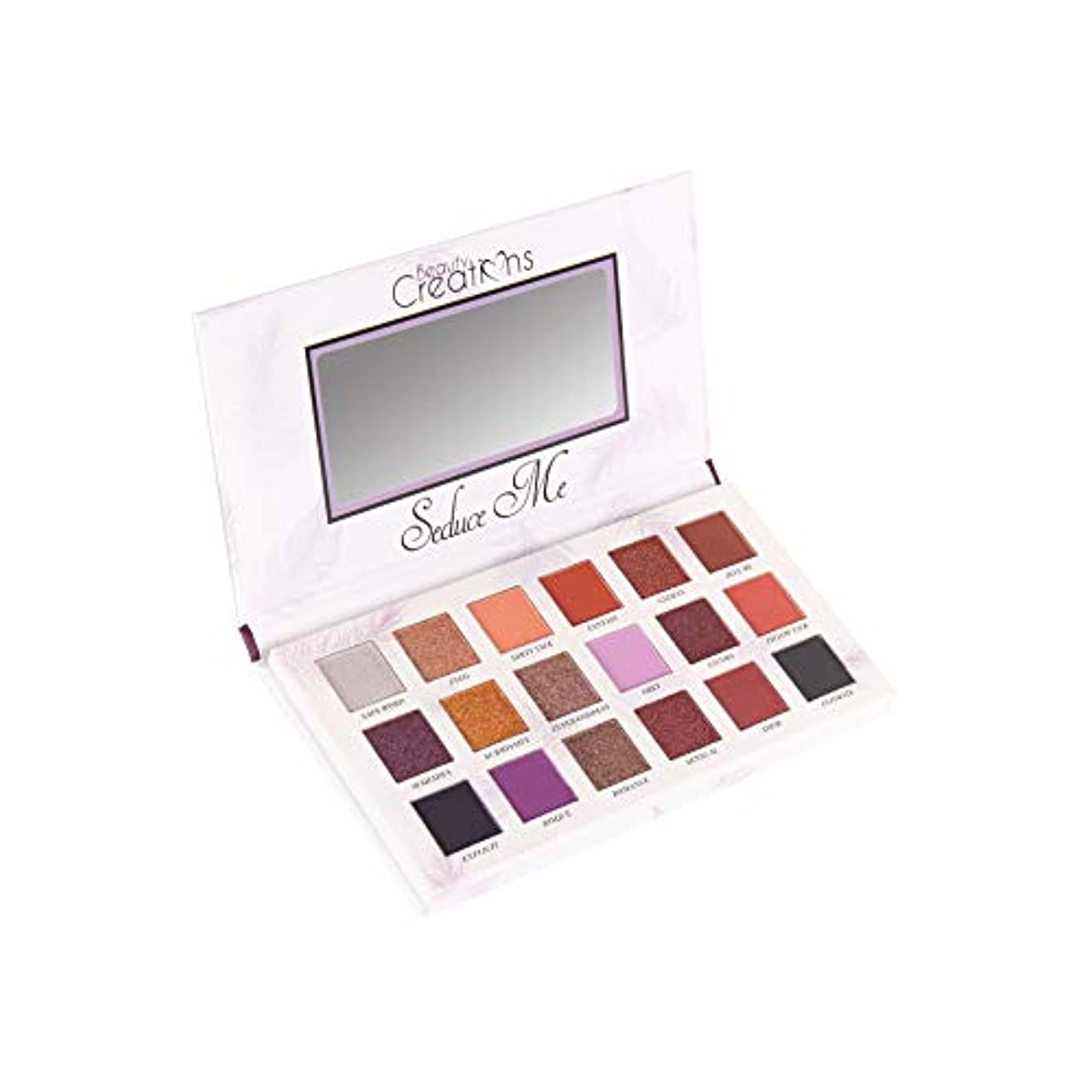 動機許すセーブ(6 Pack) BEAUTY CREATIONS Seduce Me Eyeshadow Palette (並行輸入品)