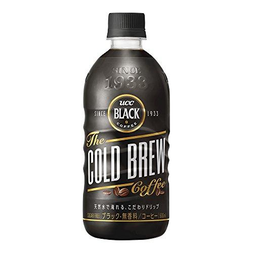 UCC(ユーシーシー)『ブラック コーヒー コールドブリュー』