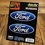 ステッカーセット フォード FORD ホログラフィック_SC-DA6187-MON