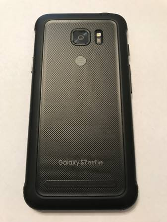 Samsung Galaxy S7 Active- SM-G891A- 32GB- Unlocked (Titanium Gray) [並行輸入品]