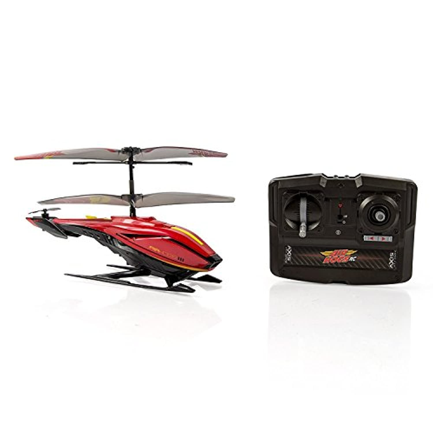 Air Hogs RC Axis 300X - Red R/C Helicopter [並行輸入品]