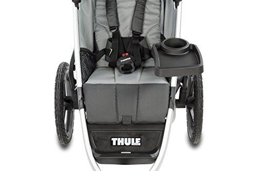 スーリー・スナックトレー 1<Thule Snack Tray-Glide/UrbanGlide 1>お菓子とドリンク用トレーです。ベビーカー本体は付属しません。