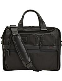 トゥミ メンズ ビジネスバッグ・ブリーフケース アルファ 026145D2 ブラック