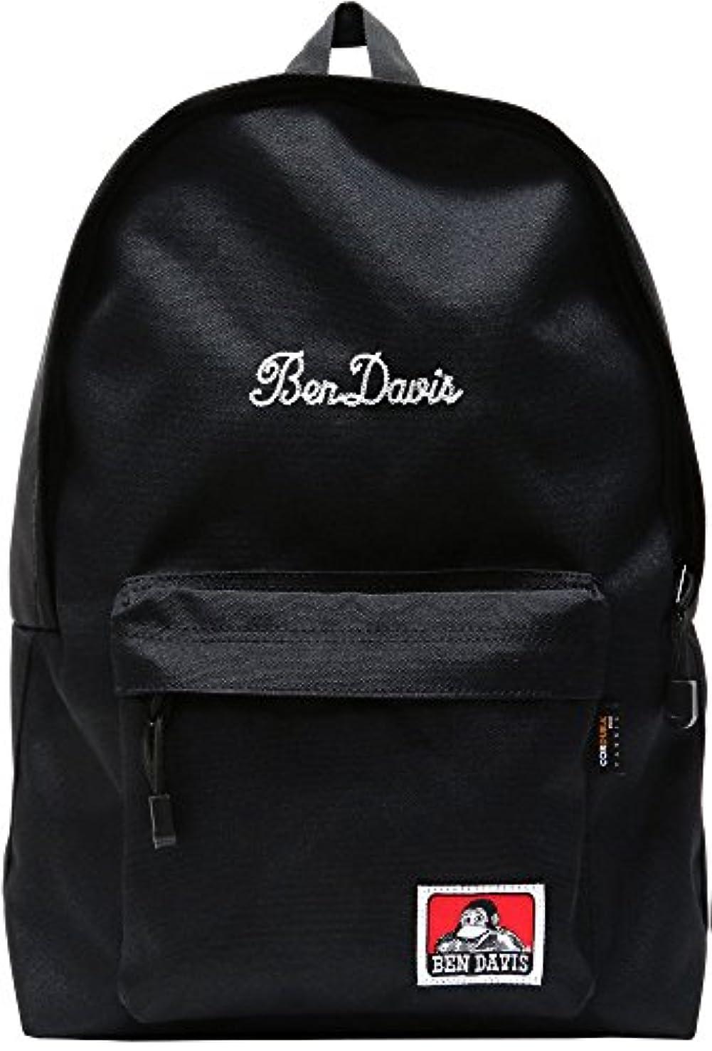 爪アルファベットスペース(ベンデイビス) BEN DAVIS リュック おしゃれ バックパック デイパック 2color Free ブラック