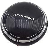 WSJTT 最大電力吸引、最大60分のランタイム、掃除機の床の汚れのほこりの掃除機の家の掃除機が付いているロボット掃除機