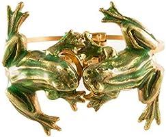 Cecchi 蛙のブレスレット