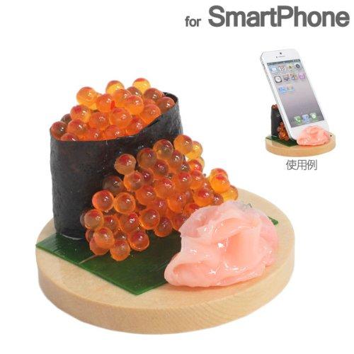 各種 スマートフォン 対応 食品サンプル スマホ スタンド ...