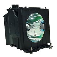 Supermait ET-LAD35L (1個セット)/ETLAD35L プロジェクター交換用ランプ 汎用 高品質 150日間安心保証つき 適用機種: ク PT-D3500/PT-D3500U/TH-D3500/TH-D3500U 対応