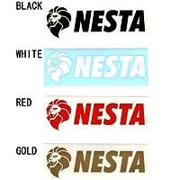 NESTA BRAND ネスタブランド ステッカーLION NESTA(Mサイズ)