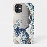 RECASO 浮世絵 iPhone11 ケース ハードケース iPhone11 Pro ケース iPhone11 Pro Max ケース iPhone XS ケース iPhone X ケース スマホカバー アイフォンXS アイフォンX カバー