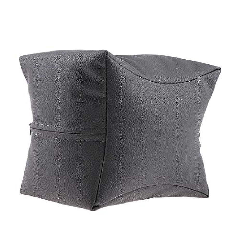 内なる資格情報常習的Sharplace ネイルアート 手枕 ハンドピロー レストピロー ハンドクッション ネイルサロン 4色選べ - グレー
