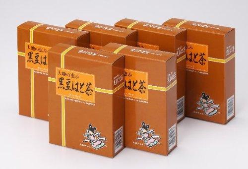 高千穂漢方研究所 健康茶 Dセット(大地の恵み 黒豆はと茶 6箱) 【国産原料100%】